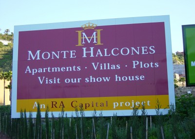 11 Valla Monte Halcones