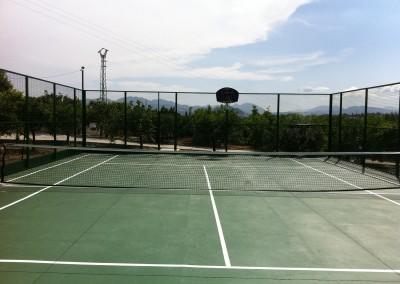 Pista de Tenis Cartama