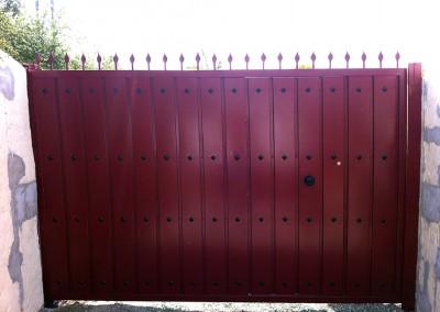 Puerta Pizarra