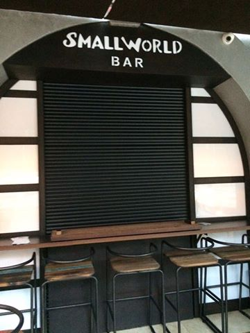 Restaurante Small World.