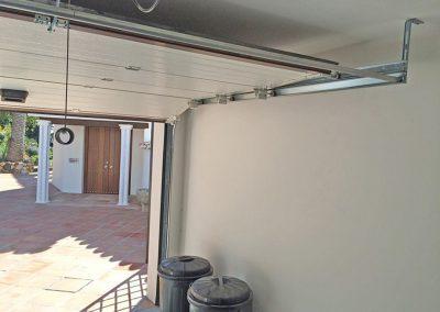 Puerta Garaje Secional Interior